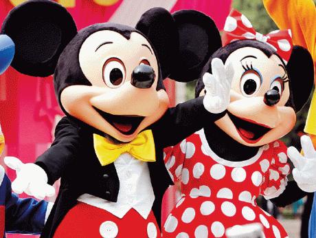 Imagenes de Mickey Mouse y la Minnie enamorados - Imagui